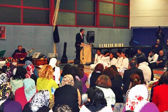 CEM-Veranstaltung des Alevitischen Kulturvereins Remscheid