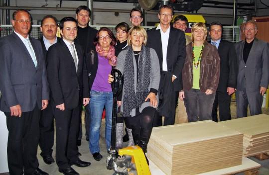 Rechtsausschuss des Landtags in einer auswärtigen Sitzung in der JVA Werl