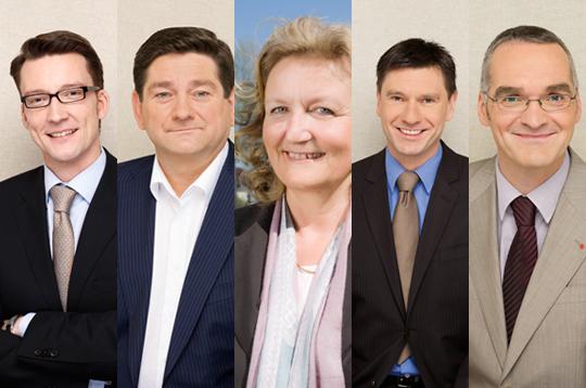 Bergische Abgeordnete der NRW-SPD-Fraktion