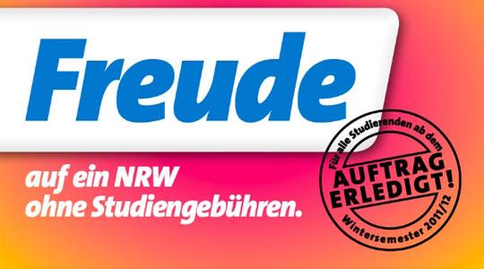 Bildung-Gebühren-CDU