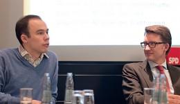 Henning Tillmann und Sven Wolf