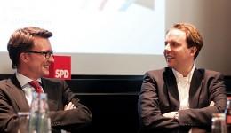 Sven Wolf und Christian Solmecke
