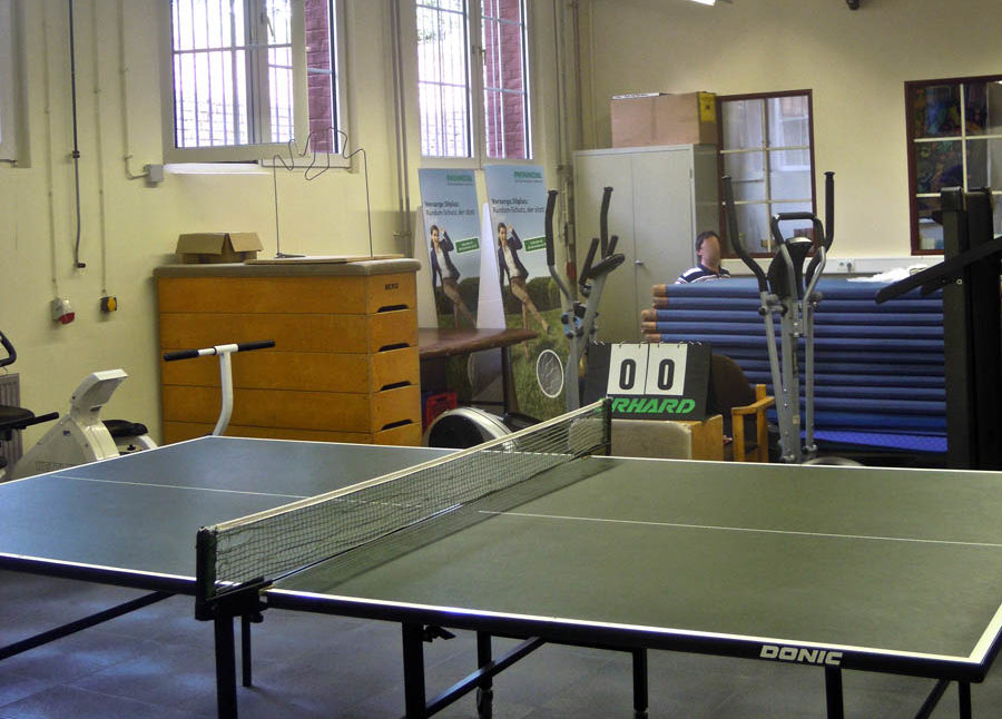 Lebenshilfe Remscheid - Sportraum