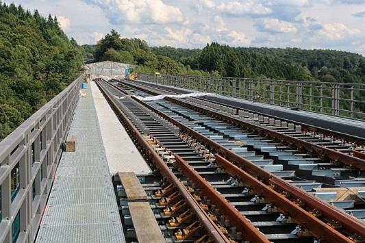 Beitragsbild Müngstener Brücke Baustelle