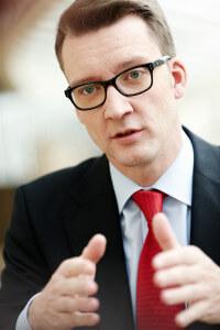 Sven Wolf MdL, rechtspolitischer Sprecher der SPD-Landtagsfraktion, direktgewählter Abgeordneter seit der Landtagswahl 2010