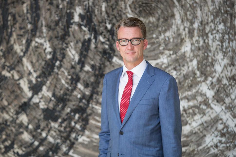 Sven Wolf MdL im Landtag von Nordrhein-Westfalen