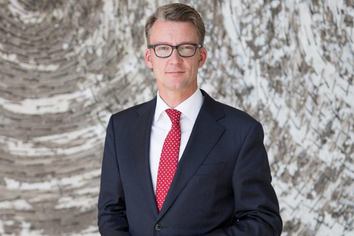 Sven Wolf im Landtag